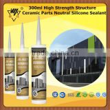 300ml High Strength Structure Ceramic Parts Neutral Silicone Sealant