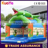 Krokodil Super PVC Material and Bounce House Type ball bounce house