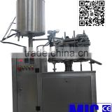 Micmachinery rotary type tube filling equipment aluminum tubes machine for cosmetics laminated tube machine manufacture