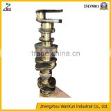 Forging loader machine WA470-3.HD200-3.PC450-7 engine S6D125-1 crankshaft :6151-31-1110.6151-31-1010