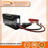 14000mAh 3.7V high-capacity Li-polymer power station with 600A(peak) 12 volt lithium ion battery