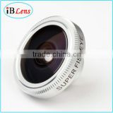 New Products for teenagers!Universal Magnetic 190 degree fisheye mobile phone detachable camera lens for cellphone