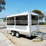 used BBQ fast food carts selling food truck for sale XR-FV390 A                                                                                                         Supplier's Choice