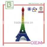 colourful stones Metal 3d eiffel tower craft