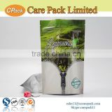 Factory customized ziplock foil lined plastic packaging bag for tea                                                                                                         Supplier's Choice