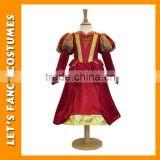 Sofia The First Princess Girls Fancy Dress Kids Costume children stage dance costume PGCC-0089