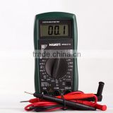 MS8221A Ordinary Digital Multimeter Voltage Current Resistance Transistor Tester Detector with Diode 1999 Counts