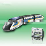 Multifunctional DIY Solar High Speed Train &Car Kids Toys