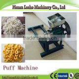 Extrusion snacks puff machinery . corn rice puff machine                                                                                                         Supplier's Choice