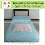 disposable nonwoven bed sheet for hospital                                                                         Quality Choice