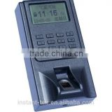 access control system biometric fingerprint reader with camera