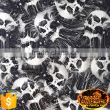 Super Value Dazzle Graphic DGJJ790 Skull Heads Water Transfer Film Hydro Dip Motorcycle Sale Water Transfer Printing Film