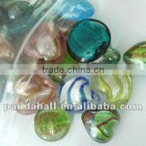 Lampwork Glass Charming Beads Mix, Jewelry Making Supplies and Wholeslae(M-D349)