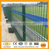 (ISO9001)Made in China welded 868 galvanized security factory direct sale beautiful protective cheap double wire garden fence