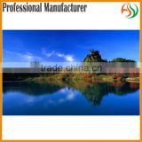 AY Scenery Design Heat Resistant Dining Table Mat Accessories Type Anti-slip Rubber Desk Mat