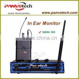 Panvotech wireless in ear monitor / in ear monitoring system