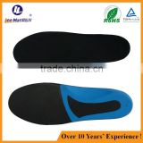 bulk wholesale cut to size eva foam durable orthopedic foot pads arch support sport shoe insoles