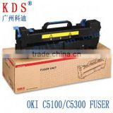 KDS Wholesale supplier printer parts 42158601(120V) 42158602(230V) for OKI FUSER C5100/C5300 fixing unit