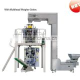 Silent energy saving high speed automatic vertical packing machine VFFS machine for fruit