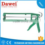 9mm nozzle size CE approved manual skeleton caulking gun
