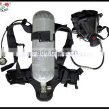 Air Breathing Apparatus SCBA/Carbon Fiber Cylinder/Positive Pressure Air Breathing Apparatus