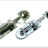 Elastic door bolts/door latch barrel bolt
