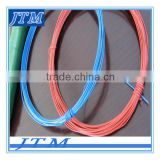 PVC coated rabbit cage wire/pvc coated wire ropes/pvc coated steel wire rope