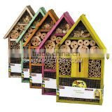 Outdoor Garden Wood INSECT HOUSE Feeder