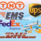 Airfreight / Aircargo /EMS / DHL / TNT / UPS Courier / Express door to door service from china to Spain