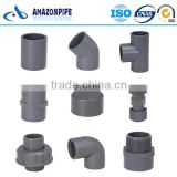 supply pvc pipe fitting male/female coupling for water