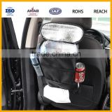 Car Seat Organizer,Auto Seat Back Organizer,Multi- Pocket Travel Storage Bag Insulted Car Seat Back