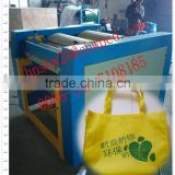 Multicolor jute bag printing machine carry bag / paper bag printing machine