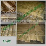 Eco-friendly Natural Moso Bamboo Pole Slats