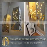 custom manufacture laser cut brand sigmbord designed fabricated service by china supplier