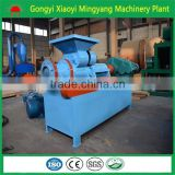Long burning with CE powder coal charcoal finger extruder machine/bbq charcoal briquette machine