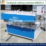 Full Line!! bamboo Dentiscalprum making machine with top technology