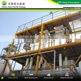 Used vegetable oil processing biodiesel equipment, biodiesel plant