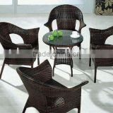rattan Dining Chair set
