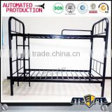 High quality two level bed wrought iron bunk bed design for Dubai
