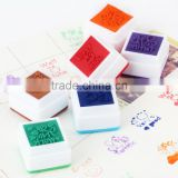 School Teachers English Toy Stamp Self Inking Praise Reward Motivation Sticker Stamper