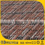 polyester 20x20cm floor and wall tiles for export