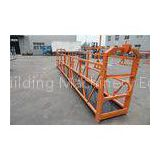 2.5M*3 2.2KW 1000KG Swing Stage Scaffold , ZLP1000 Window Cleaning Lifting Cradle