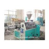 Electric PVC Pipe Extrusion Machine With DTC Spiral feeding machine