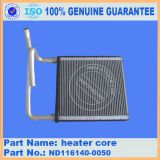 PC200-7 heater core ND116140-0050 with fast delivery