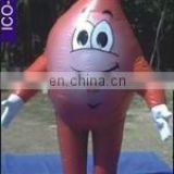 Blood Drop Inflatable Costume