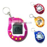 Tamagotchi Handheld Virtual Pet Game With Keychain / Electronic Pet Toy