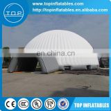 2017 Hot sale service equipment large inflatable dome tent
