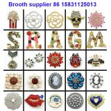 Reliable China Best brooch supplier, flower series, insect series Joyce M.G Group Company Limited