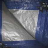 Tarpaulins HDPE tarpaulins Standard tarpaulin water-proof covers coated fabrics dark blue/silver tarpaulin any sizes