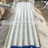 3.5 inch metric 28mm stainless steel pipe / tubing